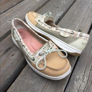 Women's SPERRY TOPSIDER ANGELFISH boat shoes
